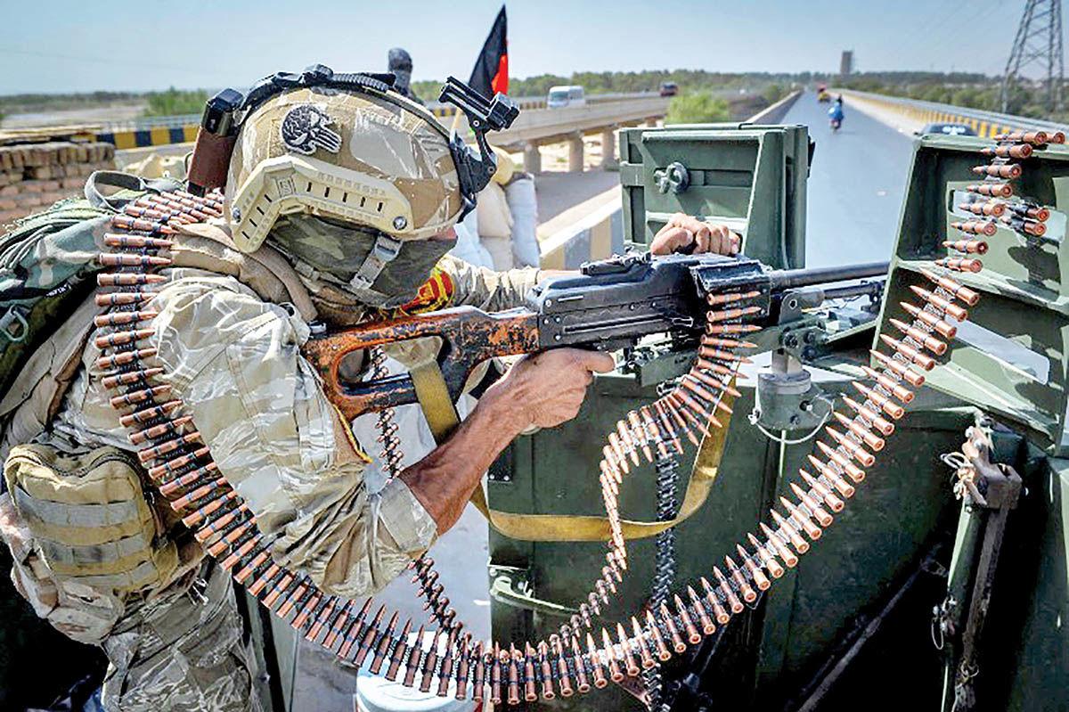 جنگ خیابانی در افغانستان