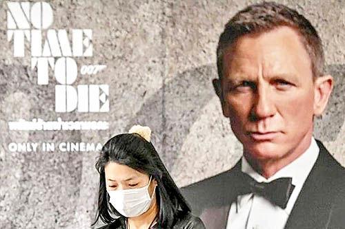 خسارت میلیوندلاری کرونا به «جیمز باند»