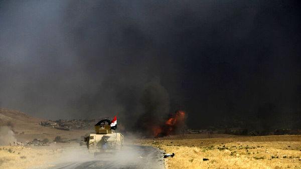 حمله تروریستی مرگبار در شمال عراق