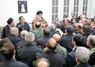 تاکید فرمانده معظم کل قوا بر نیروی انتظامی مقتدر، عادل و هوشیار