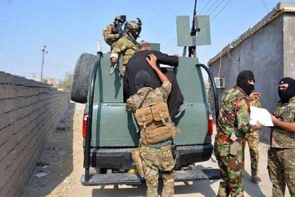 سرکرده برجسته داعشی در عراق به دام افتاد