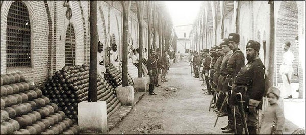 بازسازی نظمیه در دوره قاجار