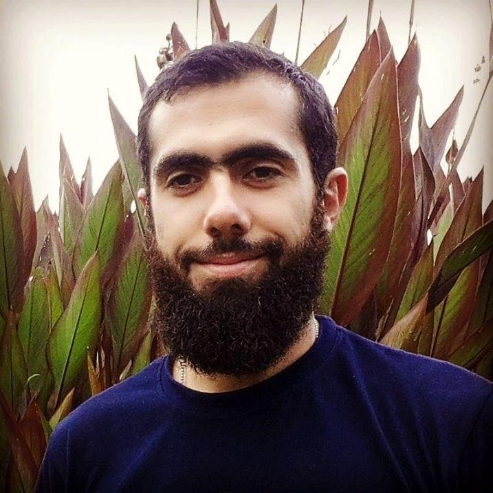 مدافع حرمی که پیش از شهادت برای خودش مجلس ترحیم گرفت + تصاویر