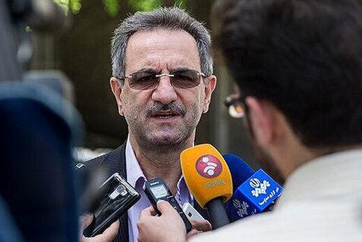 افزایش میزان بستریهای کرونایی در استان تهران