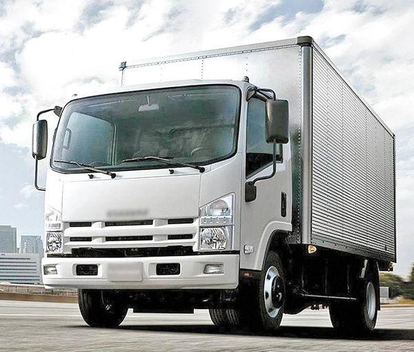 فراخوان کامیونهای ایسوزو سری N