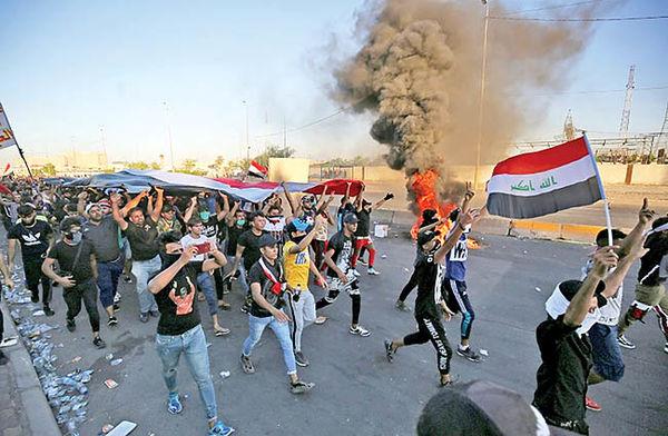 شکست توطئه سرنگونی دولت عراق