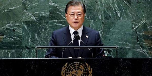 رییس جمهور کره جنوبی خواستار اعلام رسمی پایان جنگ کّره شد