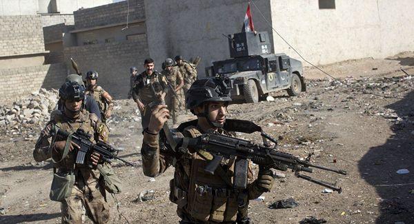 کشته شدن عامل انتحاری داعش در کرکوک