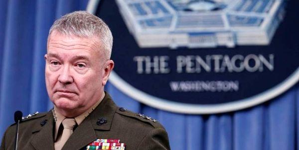 ادعای فرمانده سنتکام علیه ایران
