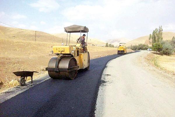 بهبود وضعیت استان کردستان در شاخص برخورداری از راههای روستایی
