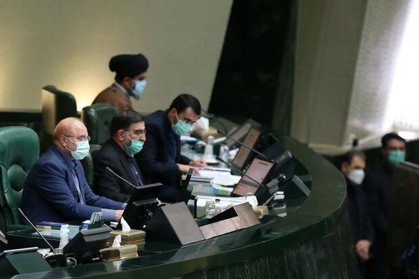 حمله شدید یک نماینده به قالیباف در صحن علنی مجلس
