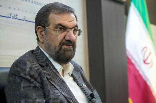 طعنه محسن رضایی به وعده ساخت مسکن توسط رییسی