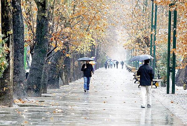 حجم بارشها به مدار صعودی بازگشت