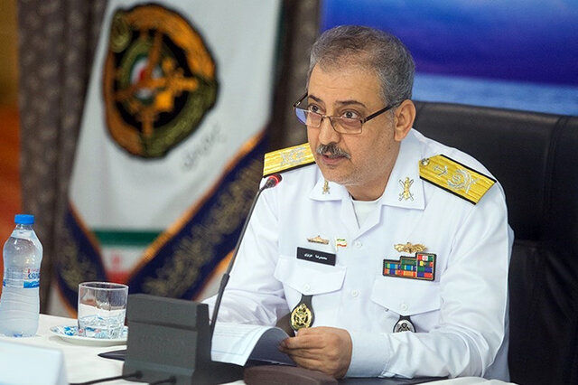 حضور ناوگروه نیروی دریایی ارتش در رژه دریایی روسیه، اقتدار ایران را به رخ جهانیان کشید