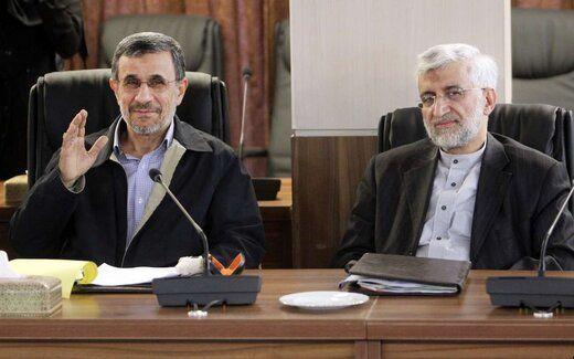 احمدی نژاد هم مانند سعید جلیلی حرف نمی زد/ مخالفان برجام چرا تاکنون راه حل بهتری را ارائه نداده اند!