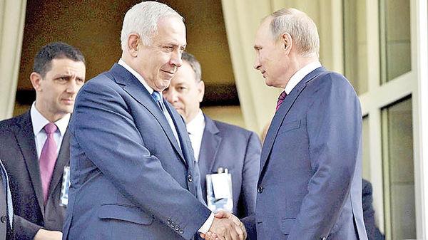 خرابکاری برجامی نتانیاهو در مسکو