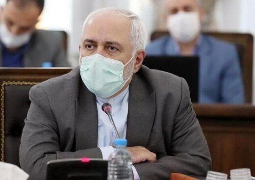 دیدار ظریف با وزیر خارجه تاجیکستان