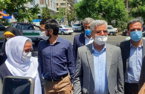 ثبت نام محمود صادقی در انتخابات ریاستجمهوری