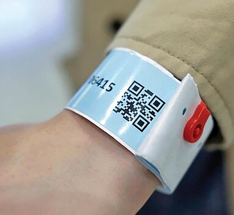 احتمال استفاده از دستبند الکترونیک برای اعمال دقیق قرنطینه