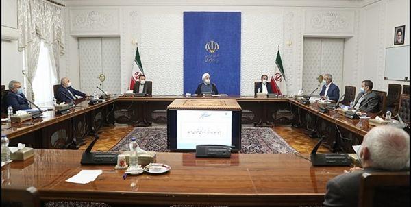 جلسه ستاد هماهنگی اقتصادی دولت تشکیل شد