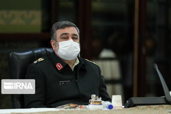 فرمانده نیروی انتظامی: هرگونه تجمع پیش از آغاز رسمی تبلیغات انتخاباتی ممنوع است