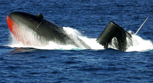زیردریایی ارتش اندونزی با 53 خدمه گم شد