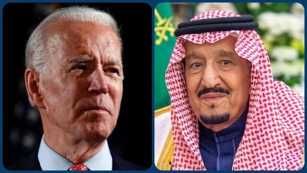 محور گفتوگوی بایدن با پادشاه عربستان