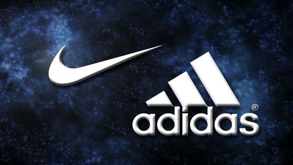 برند برتر در کفش و لباس ورزشی نایک یا آدیداس