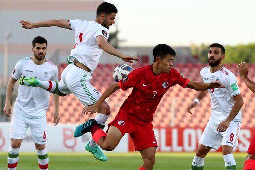 عبور از اولین خوان؛ پیروزی ایران مقابل هنگ کنگ