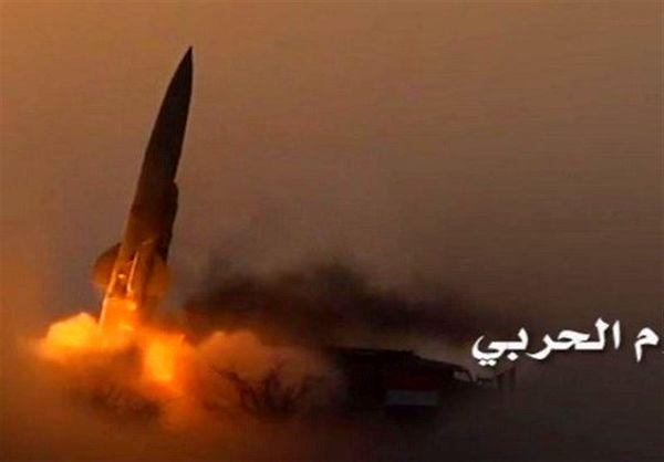 شلیک موشک به قلب ائتلاف سعودی در شرق یمن