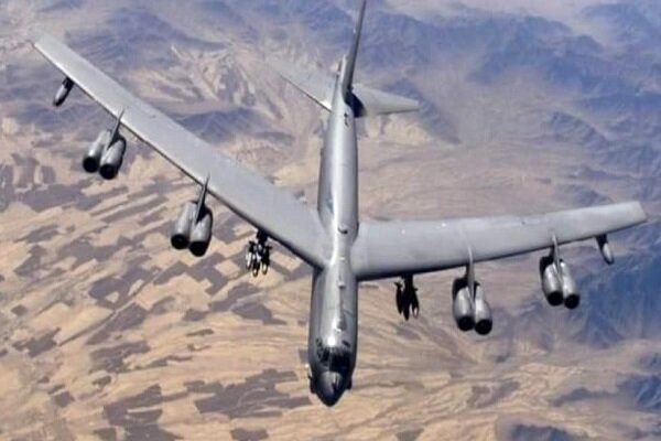 بمباران شدید مواضع طالبان در شبرغان