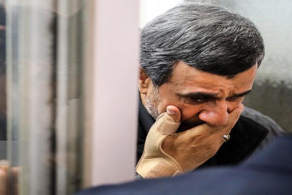 حرف عجیب احمدی نژاد درباره برجام