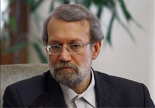 علی لاریجانی: زمان تغییر قانون اساسی نیست