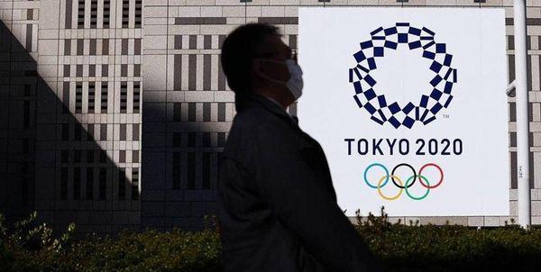 تمرینات داوطلبان المپیک توکیو از سرگرفته شد