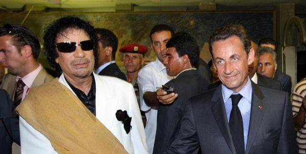 تشدید اتهامات علیه «سارکوزی» در پرونده ارتباطات غیرقانونی با قذافی