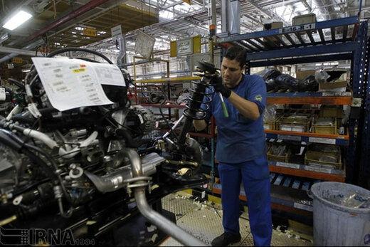 رشد ۲۷.۳ درصدی تولید انواع خودرو