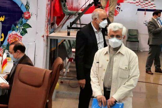توئیت معنادار سعید جلیلی در حمایت از کاندیداتوری رئیسی