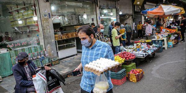 افزایش قیمت خوراکی ها به ضرر کم درآمدها شد