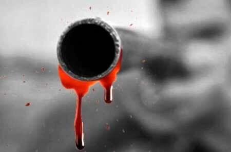 پدر یاسوجی پسرش را به ضرب گلوله کشت