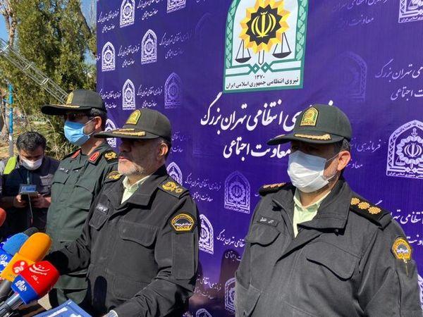 یک تروریست انتحاری در تهران دستگیر شد