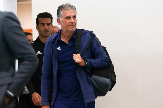 حضور کیروش در تیم ملی عراق منتفی شد