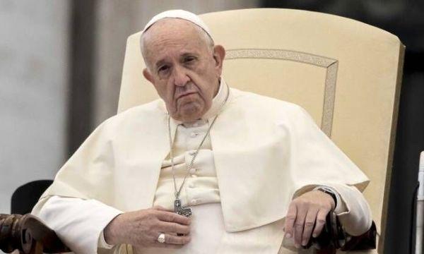 دیدار پاپ فرانسیس با آیت الله سیستانی در عراق