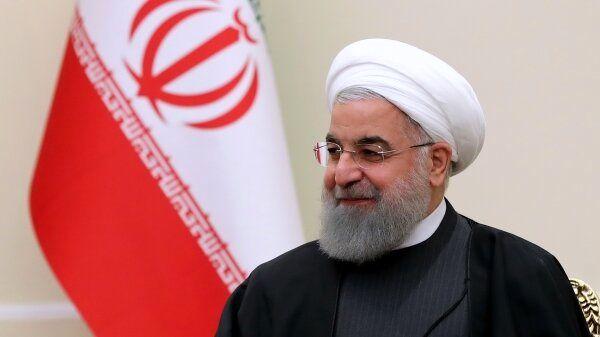 پیام تبریک روحانی به رئیس جمهور لبنان