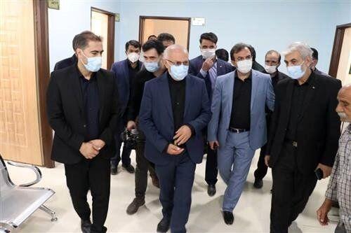 ماجرای تنش در جریان بازدید شبانه رئیس دانشگاه علوم پزشکی اهواز از یک بیمارستان