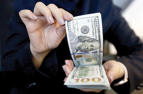دلار پشت خط مقاومت