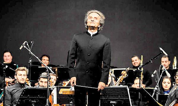 اجرای «نینوا»ی حسین علیزاده به رهبری شهرداد روحانی