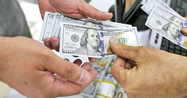 سیگنال افزایش عرضه دلار