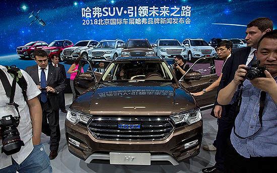 تعویق نمایشگاه خودرویی پکن