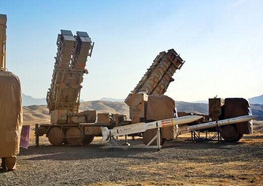 پرواز بمب افکن ها و پهپادهای بدون سرنشین در رزمایش مشترک ارتش و سپاه