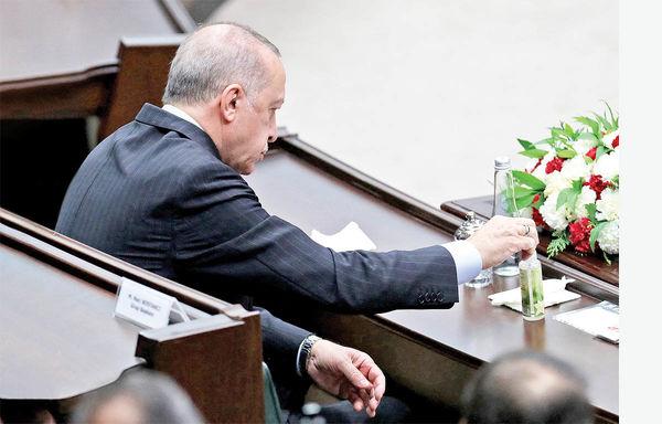 اردوغان بیمار است